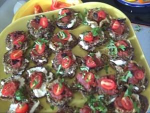 Viva Italia Eggplant Parm
